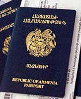 Armenian passport