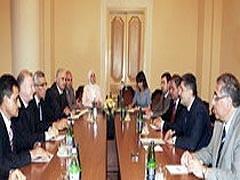 Armenian Syrian bilateral agreements signed