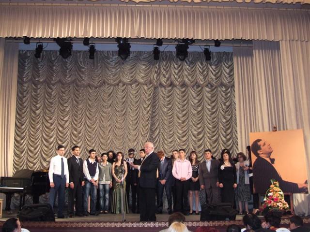 Arno Babajanyan event