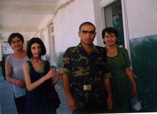 Artak Nazaryan: Not the latest casualty in the Armenian army