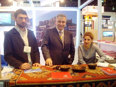 Armenia absent from Arabian Travel Market