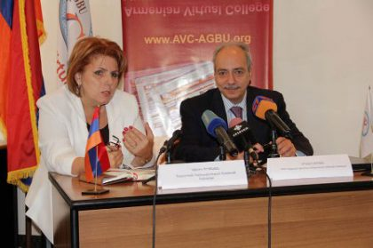 Armenian Virtual College celebrates 2nd anniversary