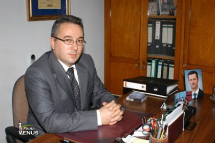 Meeting with the principal of the largest Diaspora Armenian school