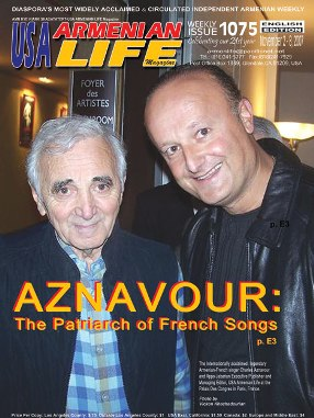 Charles Aznavour: The Patriarch of French songs