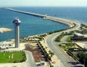 Taking in Bahrain