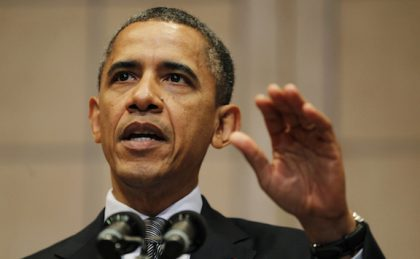 President Barack Obama starts re-election campaign. Avoids mentioning Armenian Genocide