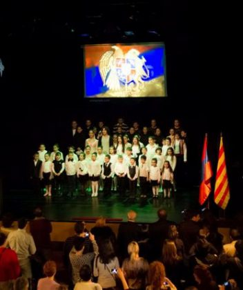 Sons of Ararat: The annual event of the Armenian Cultural Union of Barcelona