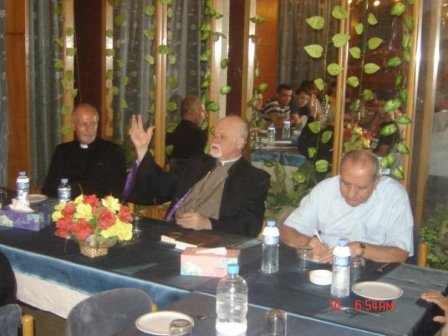 Armenian community life resumes in Basra
