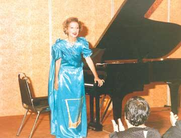 Pioneer pianist Beatrice Ohanessian passes away
