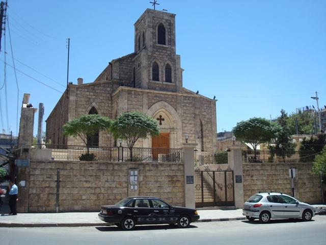 Overall view from Suleimanieh neighborhood