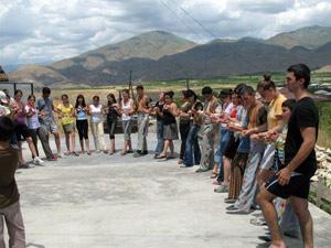 Birthright Armenia alumni reunion 2007