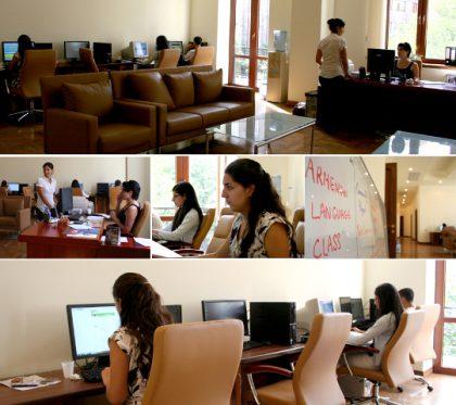 Birthright Armenia's new headquarters in Armenia