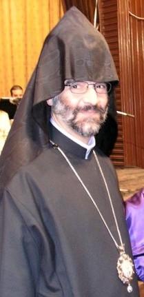 Bishop Shahan Sarkissian