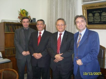 New Armenian Studies Center in Cairo