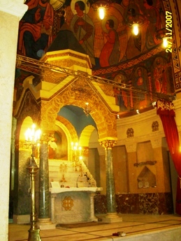 Renovated St. Gregory the Illuminator church re-opens its doors in Cairo