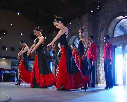 CASTANET DANCE GROUP