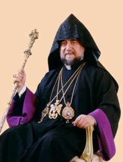 Catholicos Aram I: Christians of the Middle East belong to these land and share their history and the culture