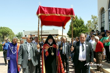 95th anniversary of Musa Dagh's heroic defence