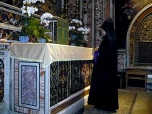 Catholicos Aram in Naples