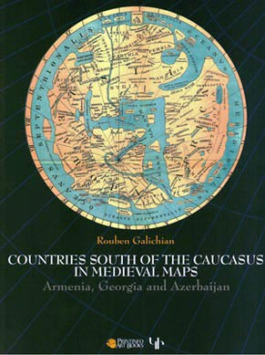 Countries south of the Caucasus in Medieval maps