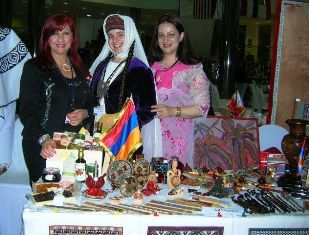 Embassy News: Participation in annual Charity Bazaar in Abu Dhabi