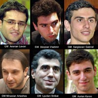 Armenia is the world chess champion 2006