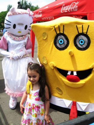 International Children's Day celebrated in Yerevan (2011)
