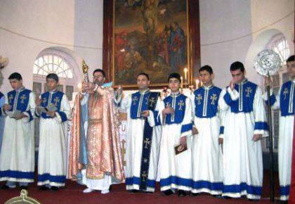 Annual pilgrimage to Saint John Armenian Church in Chinsurah
