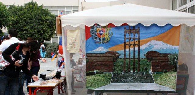 Armenian students of Choueifat School in Sharjah participate in Cultural Day
