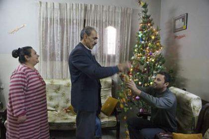 Peace high on Gazans' Christmas wish list