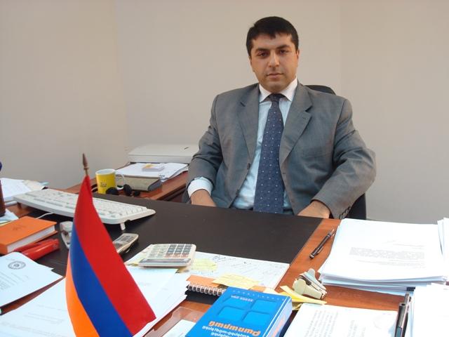 Consul Marat Melikian