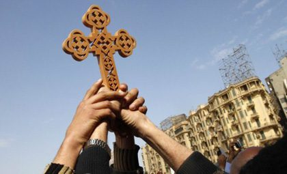 MENA Christians and political maelstroms