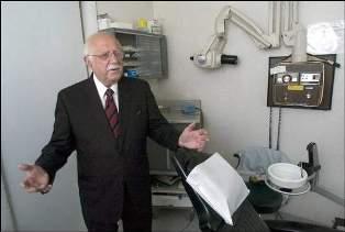 Dr. Varaztad H. Kazanjian, a pioneer in reconstructive surgery
