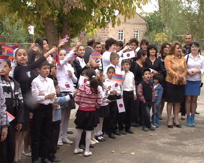 Sargis Hovhanisyan: Armenian children around the world should get to know one another and their homeland