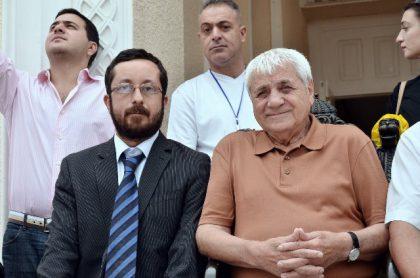 Djivan Gasparyan visits Uzbekistan Armenians