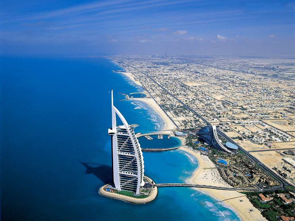 Burj Arab in Dubai