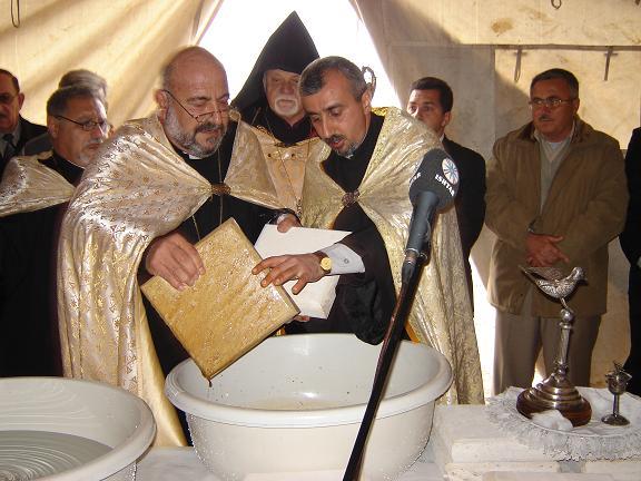 Armenian Church in Duhok, Northern Iraq