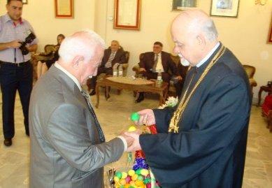Easter Celebrations in Baghdad 2010