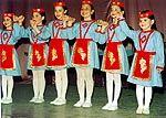 Dzaghgasdan, Egypt Armenian dancing group