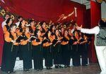 Zvartnots, Egypt Armenian choir