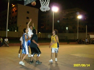 United basketball team to play in Yerevan