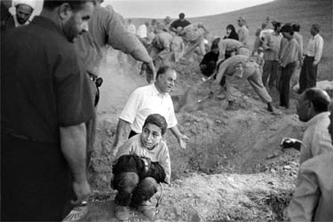 World Press Photo of the Year 2002 Awarded to Eric Grigorian