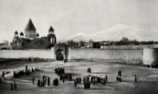 Armenian Church timetable