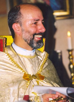 Father Abel Manoukian receives suspension in Switzerland