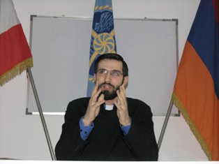 Armenian Church University Association's activities