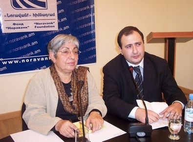 Armenia did not seem to be strange to me, says Fethiye Cetin