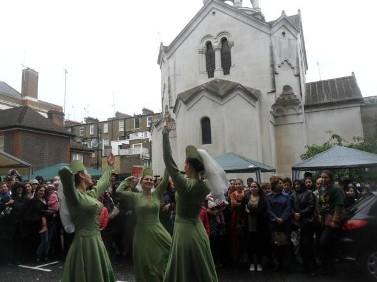 First Armenian Street Festival in London