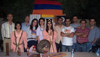 Participation at International Food Festival in Doha, Qatar