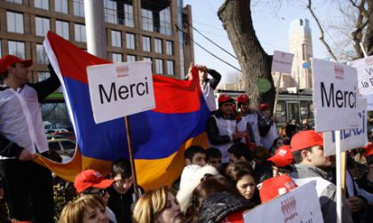Analysts say Turkey on wrong track over Armenia genocide