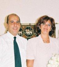 Garo with his wife Dzovig
